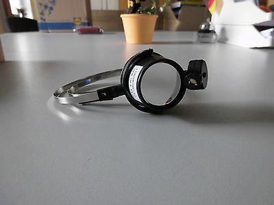 Uhrmacherlupe 15 fach mit LED Licht und Kopfhalterung online kaufen