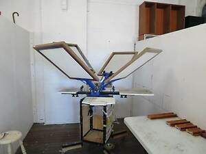 Screen Printing Studio Available for Hire $20 hr-1 (negotiable) Petersham Marrickville Area Preview