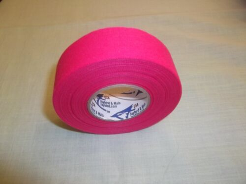 """HOT PINK MEDICAL TAPE  30 rolls  1""""x25yds.    * COSMETIC SECONDS *"""