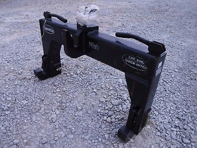 Speeco Category 2 Hd Quick Hitch 3 Point Hitch Tractor Attachment - Ship 149