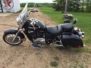 2001 Honda 1100 Shadow ACE Tourer