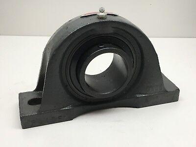 Borg Warner Sealmaster Npl-35 Pillow Block Bearing Shaft Size 2-316