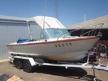 Bertram 19ft Boat & Trailer-Sell or Swap Kadina Copper Coast Preview