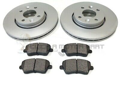 FOR NISSAN NOTE 1.5 DCi 1.4 1.6 16V FRONT BRAKE DISCS AND PADS SET 2006-2012