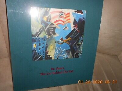 Dr. Seuss: The Cat Behind the Hat by. C. Smith (2012, Hardcover,