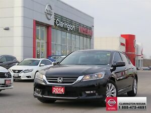 2014 Honda Accord Sedan L4 EX-L 34,073 km|WARRANTY INCLUDED