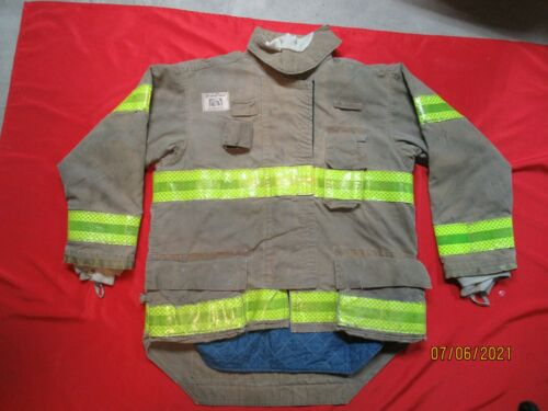 MFG. 2013 MORNING PRIDE 46 x 30/36 DRD Firefighter Turnout Bunker JACKET  FIRE