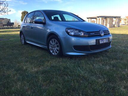 2011 Volkswagen golf bluemotion DTI