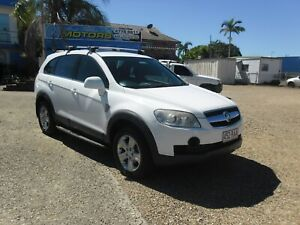 2010 Holden Captiva SUV Wagon ( 7 Seater ) Turbo Diesel Mysterton Townsville City Preview