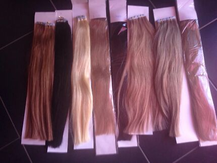 tape hair extensions $260 installed  Old Beach Brighton Area Preview