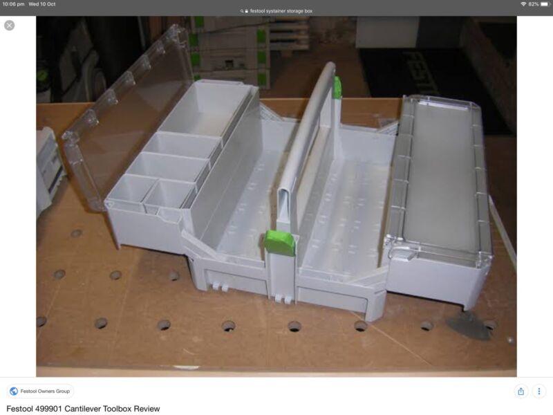 Festool Storage Boxes Power Tools Gumtree Australia Maribyrnong