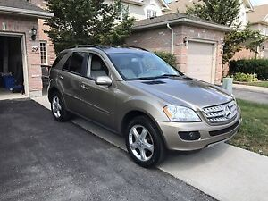 2008 Mercedes ML320 CDI - mint - safetied