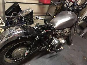 Honda cb650/81