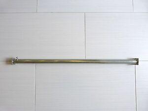 IKEA Broder Kleiderstange verzinkt 79-120cm  300.923.24