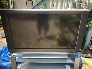 Sony projection television