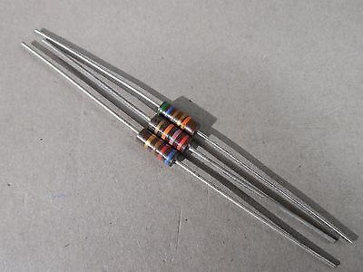 Mixed Lot Of 300 Allen-bradley Resistor 12 Watt 27 560 620 Ohm