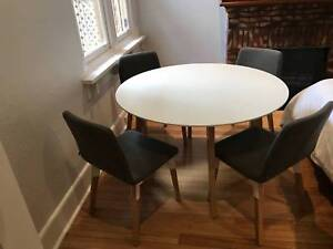 Designer Dining Table & Chairs - by Sketch