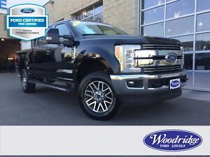2017 Ford F-250 Lariat FORD CERTIFIED PRE-OWNED