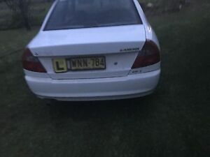 1998 Mitsubishi Lancer Sedan Cundletown Greater Taree Area Preview