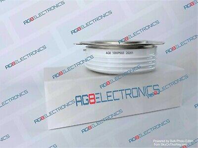1000pk60 - International Rectifier Ir Thyristor Semiconductor Scr - New