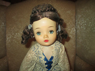 """20"""" 1961 RARE Madame Alexander Cissy as Melanie in """"Gone With The Wind"""" #2235"""