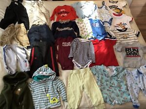 Boys clothes 12 months to 2 years lots
