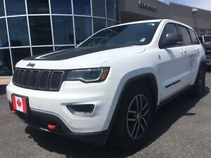 2017 Jeep Grand Cherokee Trailhawk | LUX GROUP  | MANAGER TRADE