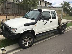2001 Toyota Hilux Ute Augustine Heights Ipswich City Preview