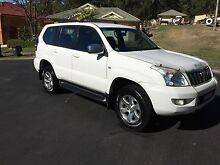 2003 Toyota Prado 4x4 petrol auto Maryland Newcastle Area Preview