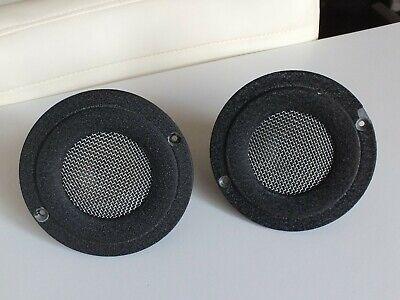 1 Pair Dust Caps for JBL LE20 LE25 LE25-1 LE25-2 LE25-3 LE25-4  LE26 Tweeters