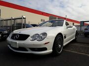 Mercedes-Benz SL55 AMG KEY GO  ESITZE MASSAGE COMAND BOSE VOLL