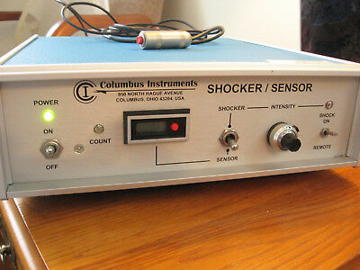 Columbus Instruments Shocker Sensor