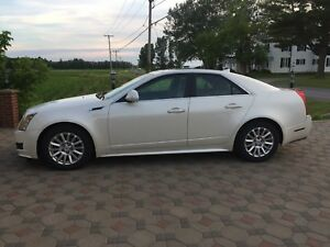 Cadillac cts sport 2012