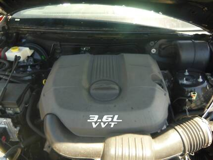 2013 jeep cherokee engine