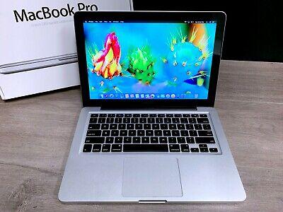 "Apple MacBook Pro 13"" Pre-Retina / NEW CATALINA OSX / 2012-2015 / 3.1 / WARRANTY"