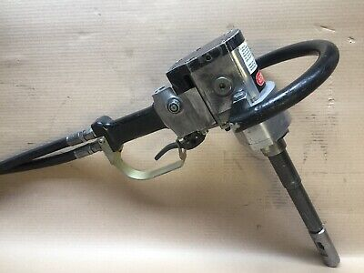 Portable Hydraulic Tie Drill Railroad Tools Railway Geismar Ptxl-h Stanley Green