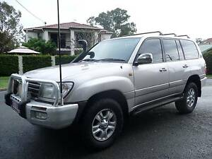 2003 Toyota LandCruiser GOOD K's & VERY LONG REGO...AWESOME Southport Gold Coast City Preview