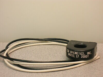 One Cr Magnetics Model 17 2000 To 1 Current Transformer