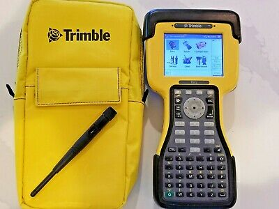 Trimble Tsc2 2.4ghz Radio Gps Robotic Total Station Data Collector W Sc12.50