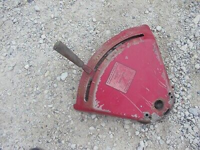 International Farmall 656 Hyd Tractor 3pt Hitch Control Handle Lever Mount