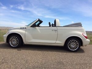 2006 PT Cruiser GT Turbo convertible ,engine is toast