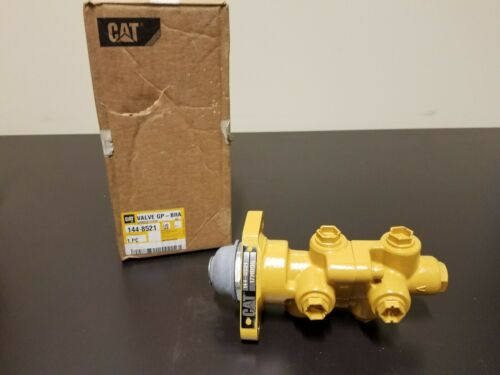 CATERPILLAR CAT Wheel Loader Service Brake Control Valve - 144-8521 - NEW