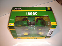 ERTL 1/32 1989 MODEL JOHN DEERE 8960 4 WHEEL DRIVE PRESTIGE COLLECTION TRACTOR