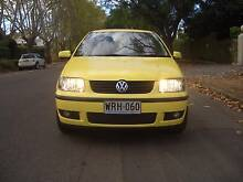 VOLKSWAGON POLO 5SPEED 64000KMS $5000 College Park Norwood Area Preview