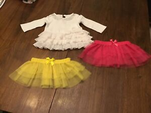 BABY GIRLS CLOTHES 0 TO 3 MONTHS AND UP