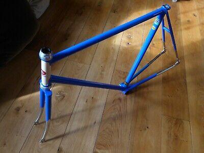 Roberts track frame & forks