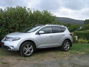 2014 Nissan Murano Wagon Launceston Launceston Area Preview