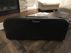 Klipsch KMC 3 Wireless Music System with Bluetooth, Black