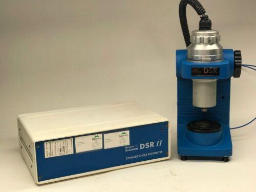 Bohlin DSR 2 Instruments Dynamic Shear Rheometer  LAB TESTING EQUIPMENT