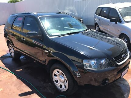Ford Territory 7 SEATER